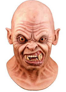 Awl Bald Demon Mask For Halloween