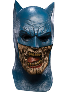 Batman Zombie Mask For Adults