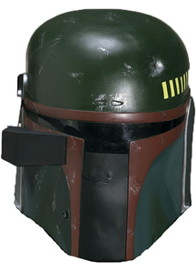 Boba Fett Mask For Adults