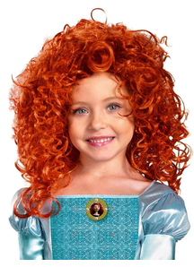 Brave-Merida Wig For Children