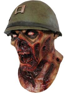 Captain Lester Latex Mask For Halloween