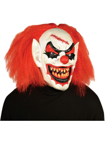Carver Clown Mask For Halloween