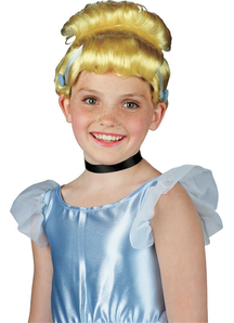 Cinderella Wig For Children