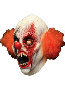 Creepy Clown Latex Mask For Halloween