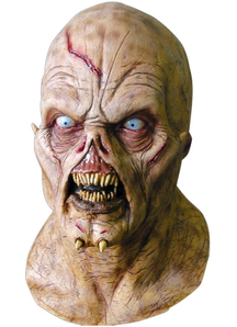 Darkwalker Latex Mask For Adults