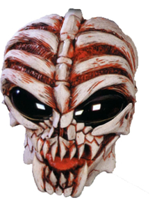 Down To Earth Latex Mask For Adults