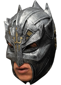 Dragon Warrior Latex Mask For Halloween