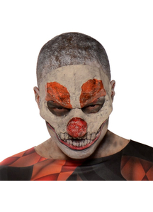 Evil Clown Mask For Halloween - 18288