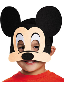 Felt Mask For Mickey Mouse