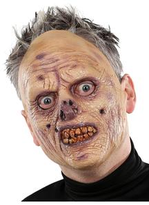 Flesh Eating Zombie Mask For Halloween