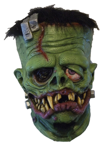 Frankenfink Mask For Halloween