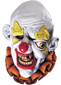 Freako The Clown Mask For Halloween
