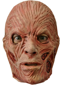 Freddy Krueger Latx Mask For Adults