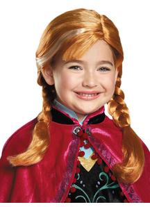 Frozen Anna Wig For Children