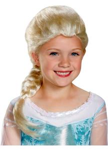 Frozen Elsa Wig For Children