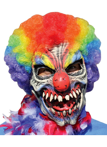 Funny Bones Latex Mask For Halloween