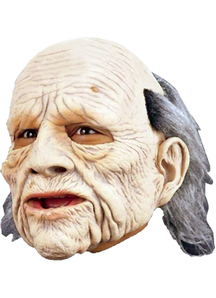 Geezer Old Unfaithful Mask For Adults