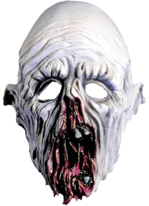 Ghost Mask For Halloween