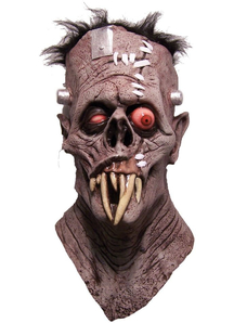 Gruesome Mask For Halloween