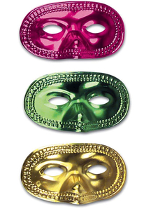 Half Masks Qty Of 12 For Adults