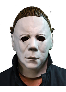 Halloween 2 Economy Latex Mask For Adults