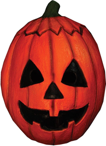 Halloween Iii Pumpkin Latex Mask For Adults