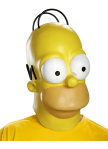 Homer Mask For Adults