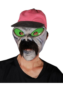 Illegal Alien Latex Mask For Adults