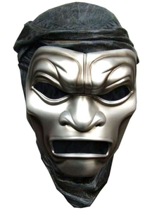 Immortal Deluxe Latex Mask For Adults