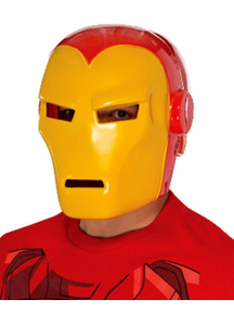 Iron Mask Deluxe Mask For Adults