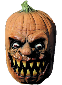 Jack O Lantern Mask For Halloween