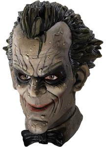 Joker Mask Latex For Adults