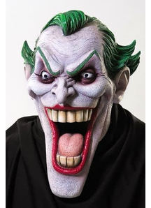 Latex Mask For Joker
