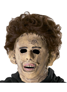 Leatherface Classic Mask For Adults