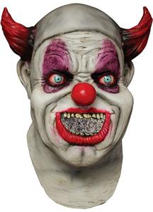 Maggot Clown Mouth Digital For Halloween