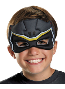 Mask For Black Ranger Dino Puffy