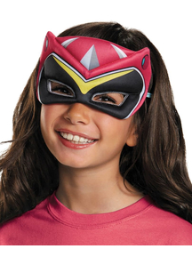 Mask For Pink Ranger Dino Puffy