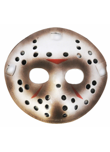 Jason Hockey Mask For Adults