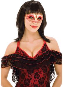 Masquerade Red Mask