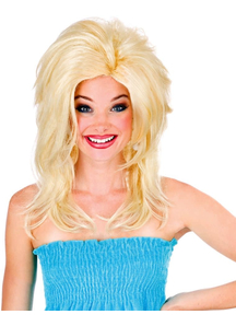 Midwest Momma Blonde Wig For Women