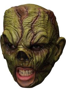 Monster Chinless Latex Mask For Halloween