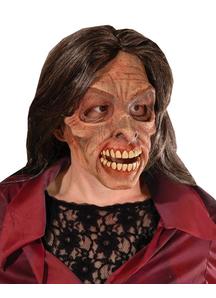 Mrs Living Dead Latex Mask For Halloween
