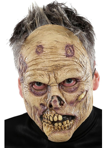 Rancid Zombie Mask For Halloween