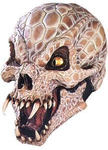 Rattler Mask For Halloween