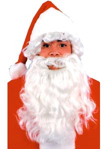 Santa Wig And Beard For Children