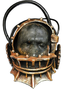 Saw Reverse Bear Trap Mask For Adults