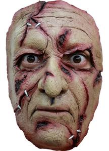 Serial Killer 28 Latex Face For Halloween