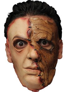 Serial Killer 31 Latex Face For Halloween