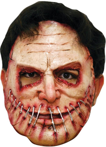 Serial Killer 9 Latex Mask For Halloween