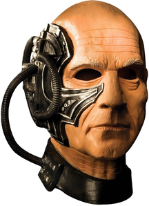 Star Trek Locutus Mask For Adults